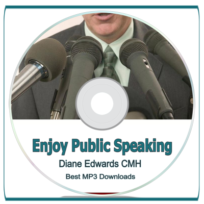 Enjoy Public Speaking
